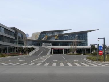 連雲港国際旅客ターミナル