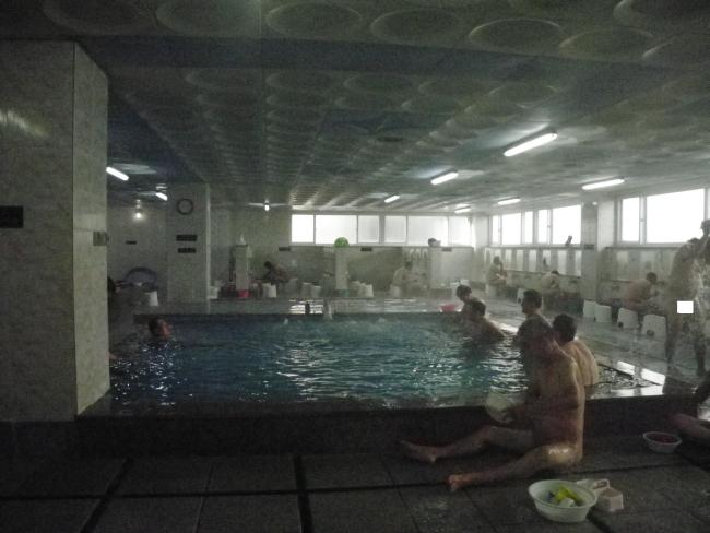 松島湯浴室