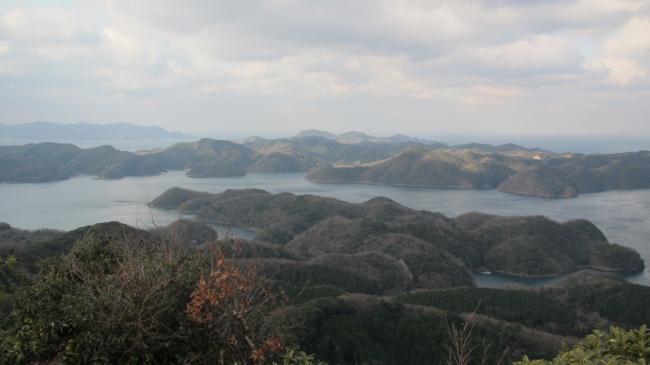 浅芽湾風景1