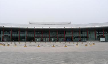 威海港国際旅客ターミナル(威海港国際客运中心)