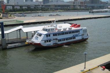 高速船コビー(博多-釜山)