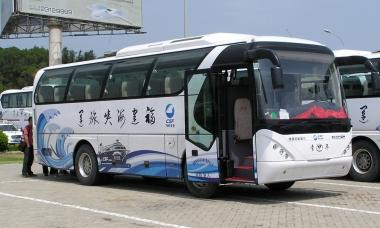 福州からの直通バス?