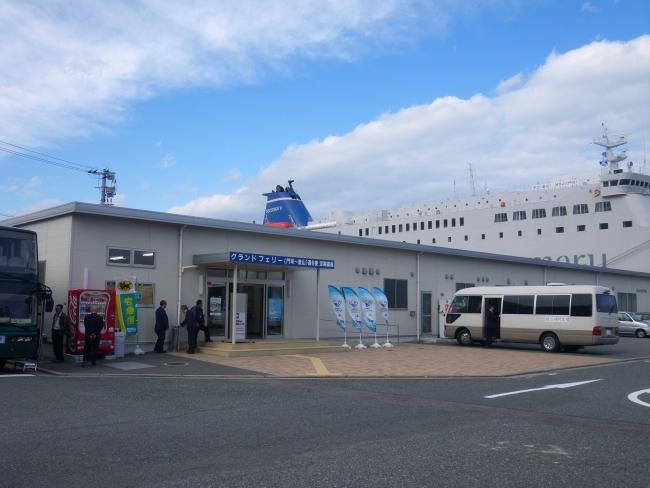 門司港ターミナル