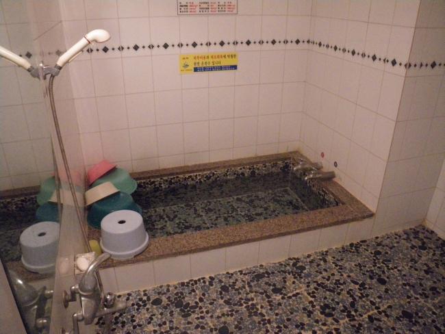 清風荘浴室