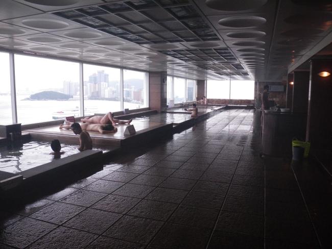 海雲台VESTA温泉浴室