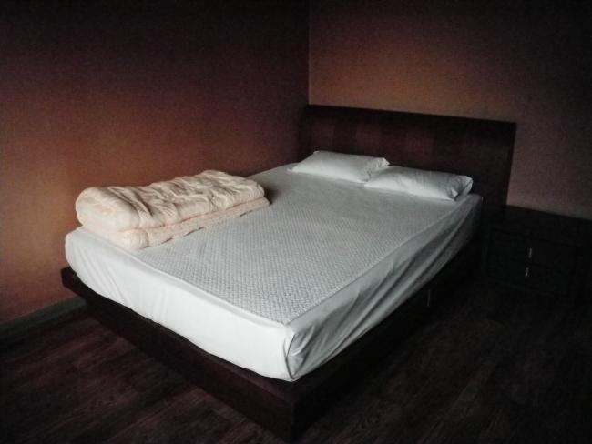 松島湯ベッド