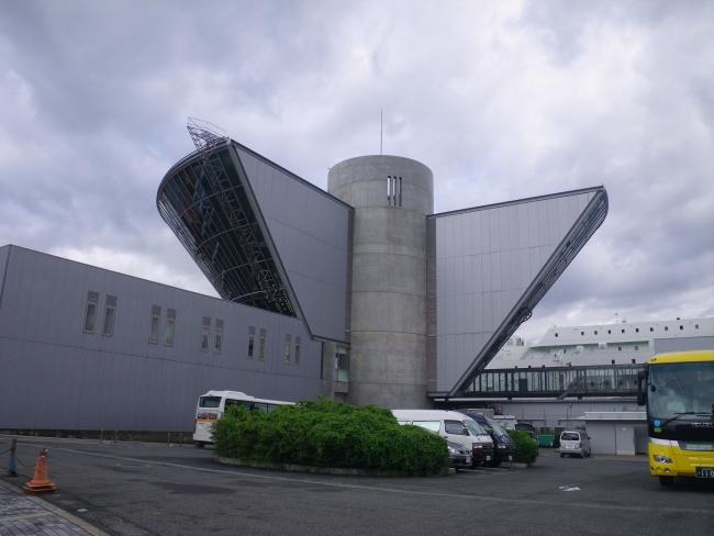 大阪港国際旅客ターミナル