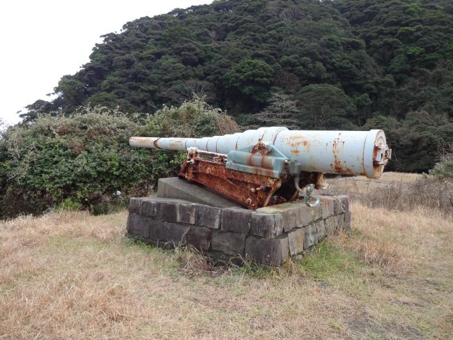 ナヒモフ号主砲