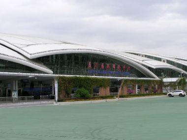 廈門・東渡国際フェリーターミナル外観