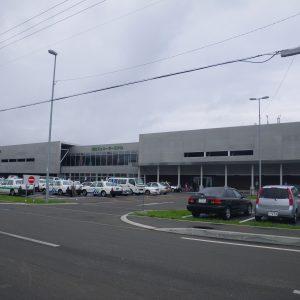 稚内フェリーターミナル(利尻島、礼文島行き) コンビニ、レストランの利用はこちらで。